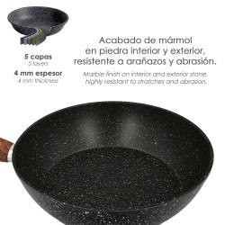 Portabrocas Sin Llave Nylon 13 mm. 1/2 Hembra