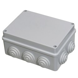 Caja Estanca Superficie Con Tornillo 150x110x70 mm.