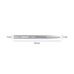 Cartel Botiquin 30x21 cm.