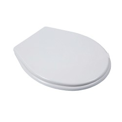 Tapa Wc  Blanco Basic