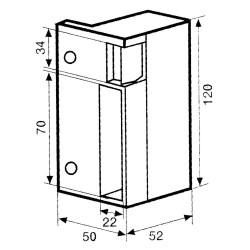 Casco Con Visera, Protector Facial De Rejilla  y Protector Auditivo