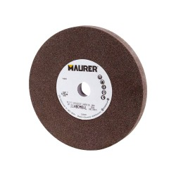 Muela Maurer Corindon 150x20x32 mm. Grano 46