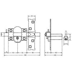 Guantes Nitrilo/nylon Glovex  6 Foam (Par)
