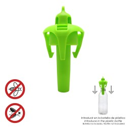 Trampa Moscas / Avispas Para Botellas de Plastico