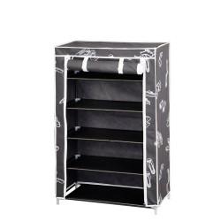 Cinta Señalizacion Adhesiva Suelo, Bicolor Amarilla Y Negra, 33 mt x 50 mm.