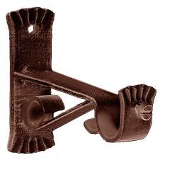 Grapa Metalica 1 Pata      10 mm. Wolfpack Caja 100 unidades