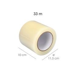 Zapatos Seguridad Piel Negra Wolfpack  Nº 40 (Par)