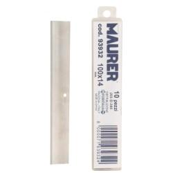Gafas Proteccion En166 Patillas Ajustables Gris
