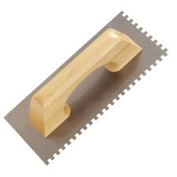 Soporte Barra 12 mm.Ø Cromo Lateral Redondo